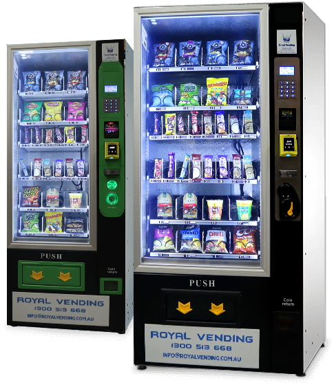 Are you looking to BUY YOUR OWN VENDING MACHINE? And ...